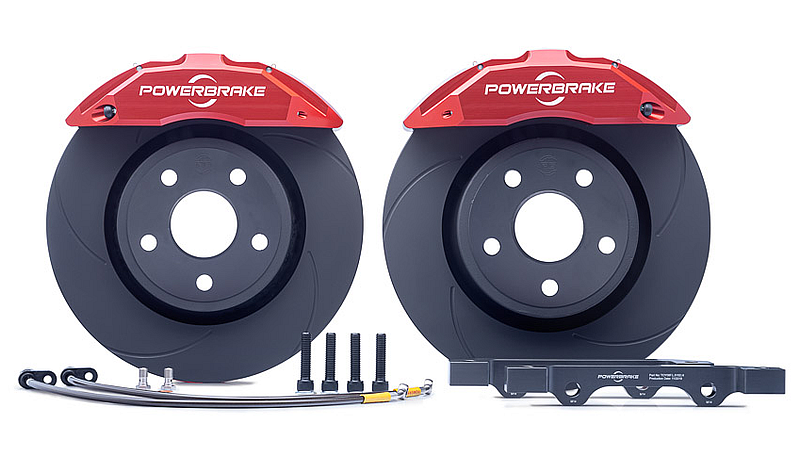 Powerbrake 4x4 Street & Trail